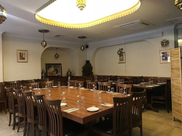 Breakfast room/private function room