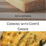 cooking with comté pin